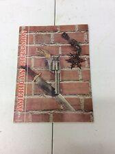 The American Rifleman Magazine April 1966 Colt Revolver,Bowie Knife,Spanish Spur