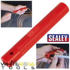 Sealey Brake Pipe Straightening Tool Copper Steel Cupro-Nickel Straightener