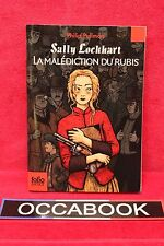 Sally Lockhart, I : La malédiction du rubis - Philip Pullman - Livre - Occasion