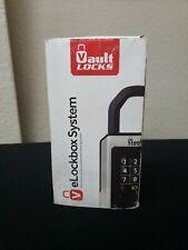 VAULTLOCKS® ELOCKBOX System Bluetooth Electronic Lockbox Automated Showing NEW!!