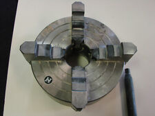 """8"""" 4 JAW INDEPENDENT CHUCK"""