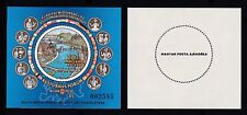 HUNGARY 1985 - Cultural Forum. Special/Gift. S.Sheet. MNH. Bl 180 A I. €150