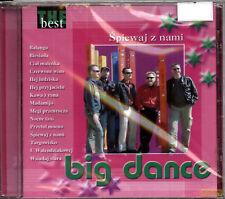 = BIG DANCE - SPIEWAJ Z NAMI (THE BEST) // CD sealed DISCO POLO