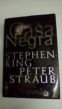 Casa negra  stephen king Peter Straub ,tapa dura