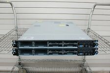 LOT OF 2 HP DL360 G7 2 X QUAD CORE 2.66GHZ E5640 8GB P410i/512MB RAID SERVERS