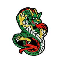 Patch dragon embroidered chinese embroidered iron on / sew applique