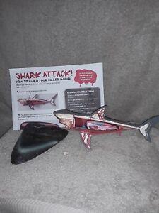 Scholastic Shark Attack Killer Shark Model