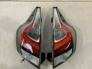 Genuine Toyota Prius C Led Tail Light Set 2018 2019 2020