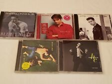 Lot of 5 Harry Connick Jr. CDs - Blue Light, Songs I Heard, Star Turtle