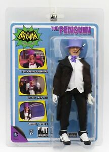 Batman 66 Classic TV Show Retro Style 8 Inch Figures Series 2: The Penguin New