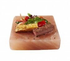 Himalaya-Salzplatte/Salzplatten zum  Kochen-Grillen  20x20x 5cm 3,6KG