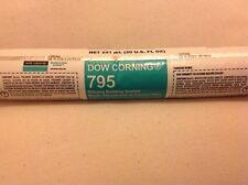 New Dow Corning 795 Silicone Building Sealant. GRAY 20 FL OZ