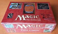 Fallen Empires BOOSTER BOX ENGLISH 60 PACKS Magic the Gathering MTG SEALED