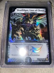 Deathliger, Lion Of Chaos S5/s10 Mint