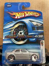 Lot Hot Wheels 2006 Chrysler 300C Hemi HTF! '06 First Editions Srs #04 of 38.