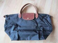 Original Longchamp Le Pliage Handtasche Gr.M schwarz