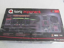 Torq Exponent DJ Mixer Set Up Complete With Cables and Manual