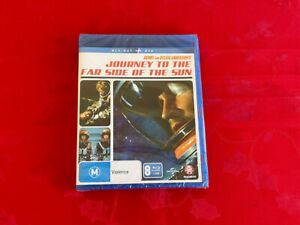 Journey To The Far Side Of The Sun DEFINITIVE EDITION 2 Disc Blu Ray OOP NEW!