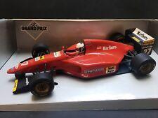 Minichamps - Nicola Larini - Ferrari - 412T1 - 1994 - 1:18 - Very Rare - tobacco