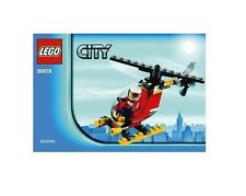 LEGO 'FIRE HELICOPTER' #30019 LEGO SET