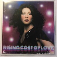 ELKIE BROOKS Rising Cost Of Love 2017 UK 1-trk numbered promo test CD
