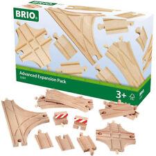 Brio 33307 expansion commutateurs avancés Track Pack pour train en bois