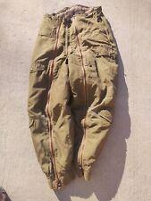 New listing Original Ww2 Army Air Corps pilot bomber flight trousers A-11 sz 32 1944 dtd