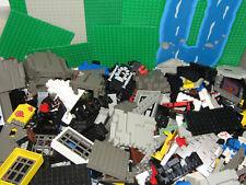 collection liasse pièces kg Lego 100 pièces Gris Pierres plaques spécial pierres