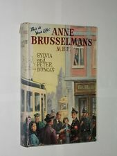 This Is Your Life: Anne Brusselmans M.B.E. Sylvia & Peter Duncan HB/DJ 1st 1959.