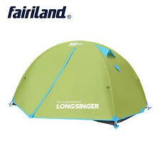 Outdoor Portable Floding Camping Tent 2/3 Persons Large Space Beach Sun Shelters