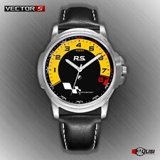 Orologio da polso Renault Sport Contagiri RS Clio Megane watch stainless leather