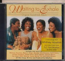 Waiting To Exhale - Various cd soundtrack promo