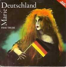 "MARIE DEUTSCHLAND - Frau Trude / Ziotek > 7"" Vinyl Single"