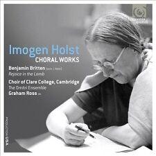 Imogen Holst: Choral Works (CD, Aug-2012, Harmonia Mundi (Distributor) Brand NEW