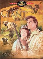 Jack the Giant Killer (DVD, 1962)