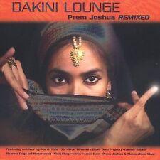 NEW Dakini Lounge: Prem Joshua Remixed (Audio CD)