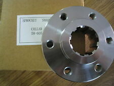 """ULTIMA 3.35"""" belt drive NO offset for  front pulley  item #16  58-605"""