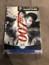 007 Everything Or Nothing GameCube Japanese