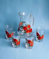 France Vintage Original Art Glassware Date-Lined Glass