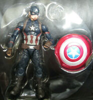 "Marvel Legends 6"" MCU Studios the First Ten Years Captain America Civil War New"