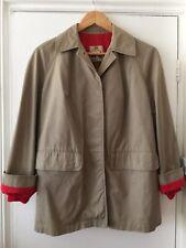 GRENFELL Short Trench Coat Jacket Size XS - Fabulous, Vintage & Rare