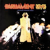 Parliament - Live: P Funk Earth Tour (NEW CD)