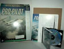 SIERRA PRO PILOT 98 GIOCO USATO OTTIMO PC CDROM ED AMERICANA BIG BOX GD1 50014