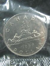 Lot of 15 1968 Canada 1 Dollar Voyageur - Uncirculated Sealed in Package