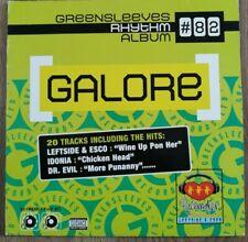 GALORE GREENSLEEVES RHYTHM ALBUM #82 (12) Vinyl  Record LP Album