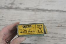 Stanley Hardware No.808 Ps 5x5 Fast Pin Broad Butt Steel Hinges