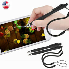 2Pcs Universal Sensitive Touch Screen Stylus Pen for Android Phone PC Tablet USA