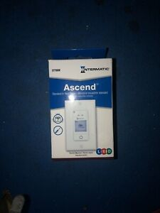 Intermatic Ascend ST700W Programmable Electronic In-Wall Timer NEW