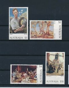 D194141 Australia 1974-1977 Nice selection of MNH stamps