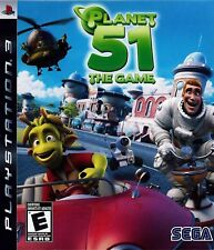 Planet 51 The Game Ps3 - Good - Game Disc Only!